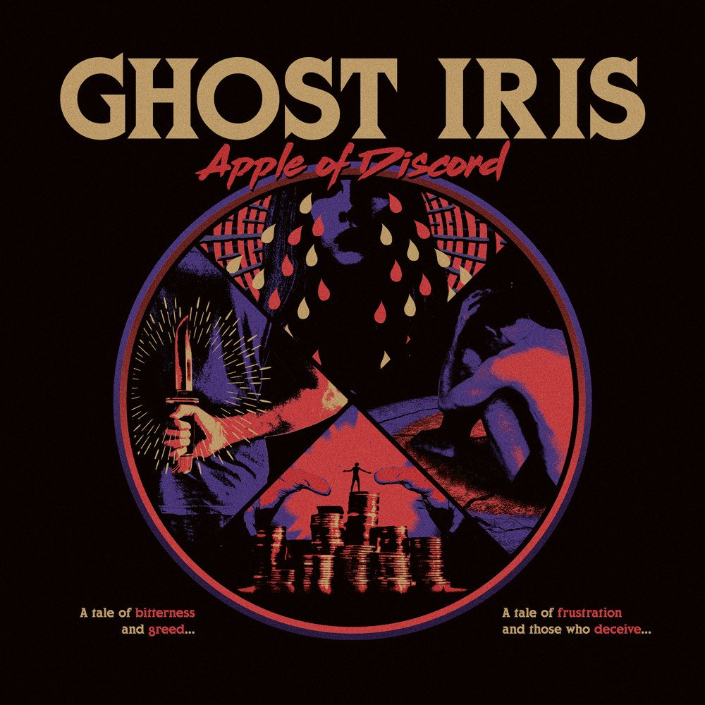 """NEWS: """"Final Tale"""" lyric video from Ghost Iris! – Metal Noise"""